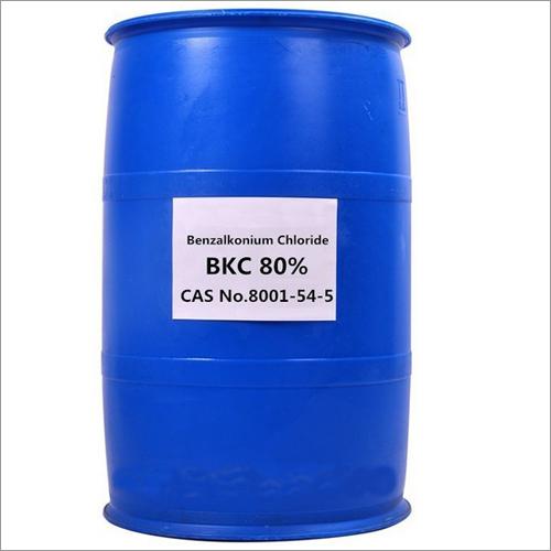 BKC 80 Percent Benzalkonium Chloride