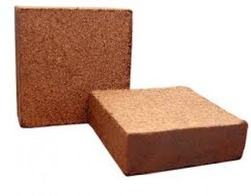 Low EC Coco Peat Blocks