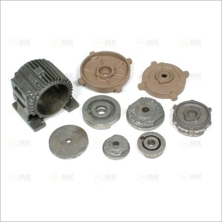 Clutch Brake motor casting