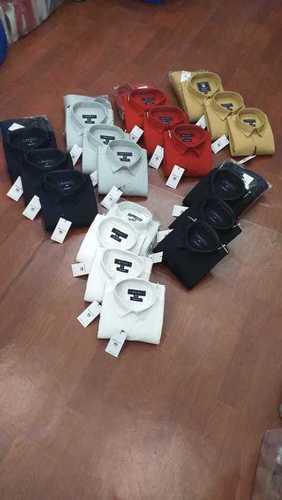 Branded Plain Shirts