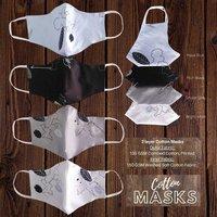 Printed Fabric Masks
