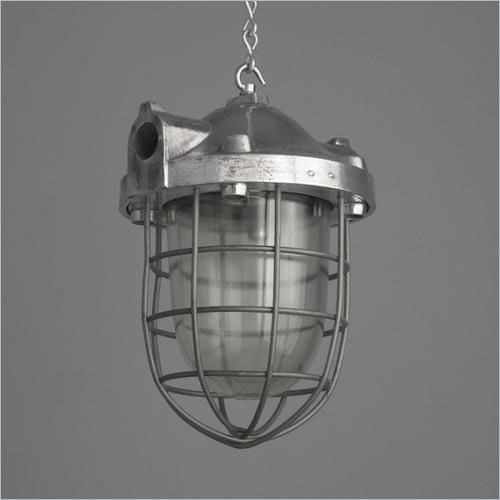 Cast Iron Industrial Lights