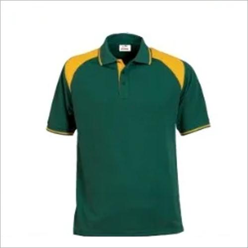 Mens Collar Neck Promptional T Shirt