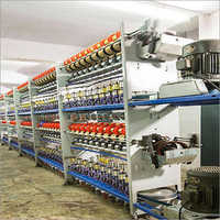 Industrial Jari Covering Machine