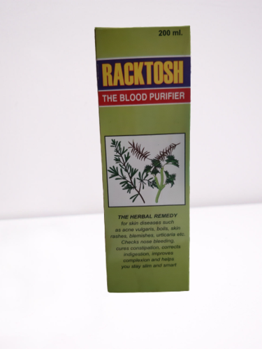 RACKTOSH BLOOD PURIFIER