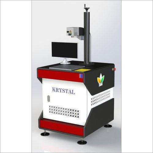 Yuva 30 W Fiber Laser Marking Machine