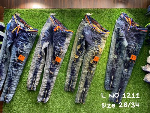 Mens Branded Funky Jeans