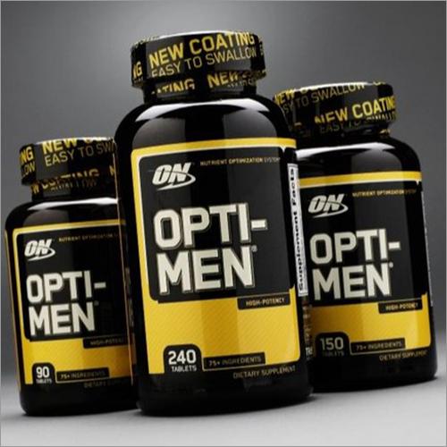 On Optimen Protein Supplement