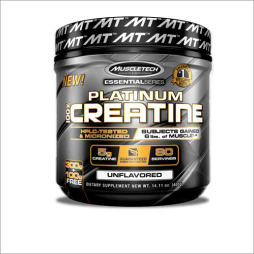 Muscletech Platinum Creatine Supplement