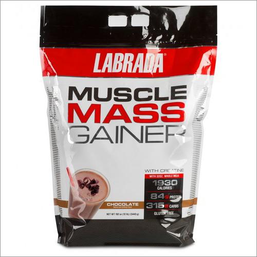 Labrada Muscle Mass Gainer Protein Supplement