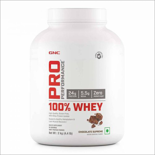 GNC Fitness Protein Supplement