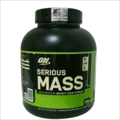 On Serious Mass Gainer