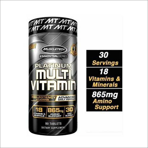 Multivitamin Nutritional Supplements