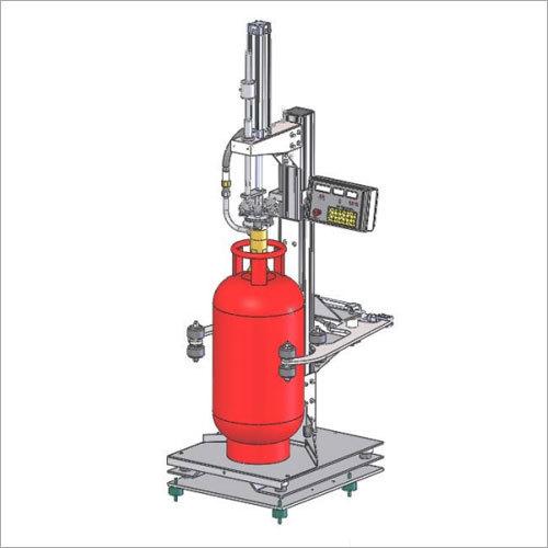 LPG Unit Filling Machine