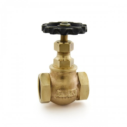 Bronze Globe Valve (Screwed Ends)