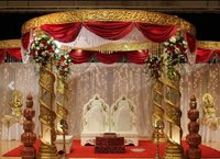 Golden Crystal Wedding Mnadap