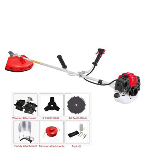 4 Stroke Petrol Brush Cutter With Weeder