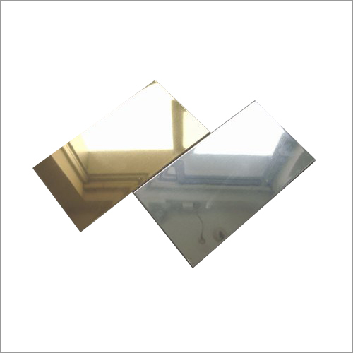1 - 3mm Aluminium Mirror Sheet
