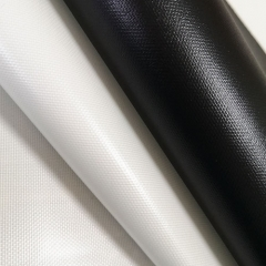 320grams grey silicone coated fiberglass fabric