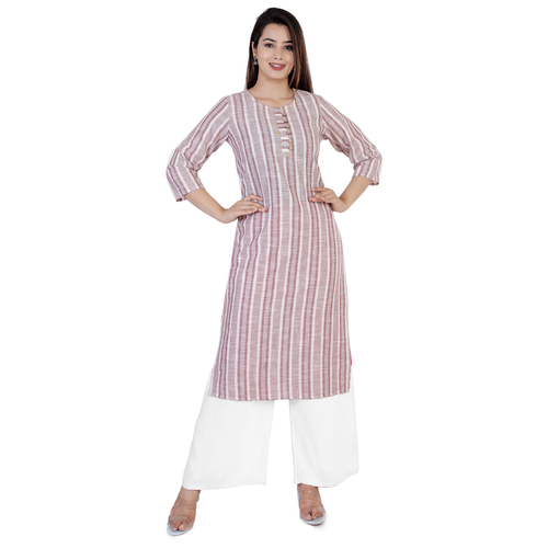 Plain Ladies Kurti