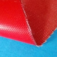 1.0mm thickness silicone calendered fiberglass fabric