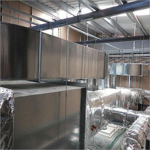 Industrial Air Pressurization Unit