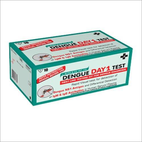 Dengues Test Mono Carton