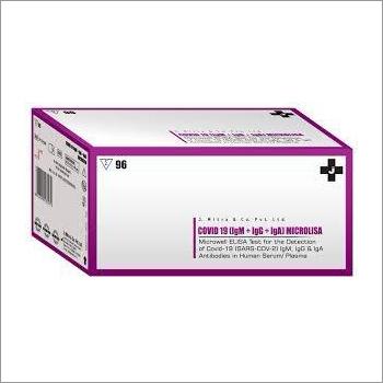 Covid 19 Mono Carton