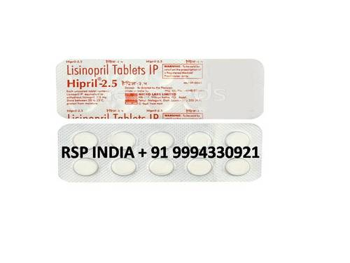 Hipril 2.5mg Tablets
