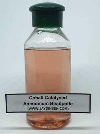Cobalt Catalyzed Ammonium Bi Sulphite