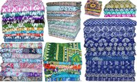 Kantha Quilted Bedcover
