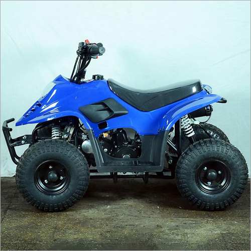 Blue-80CC Junior ATV Bike