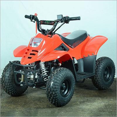Red-80CC Junior ATV Bike