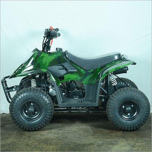 Army Green-80CC  Junior ATV Bike