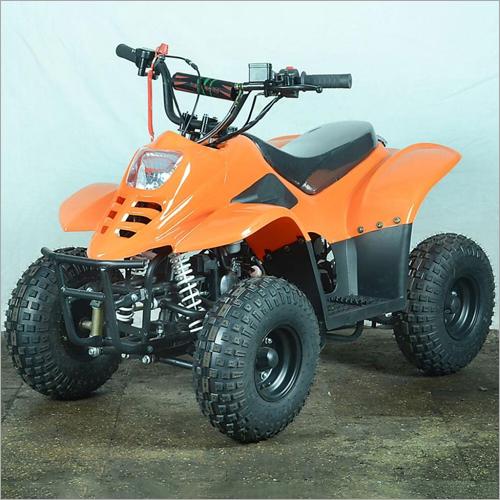 Orange-80CC Junior ATV Bike