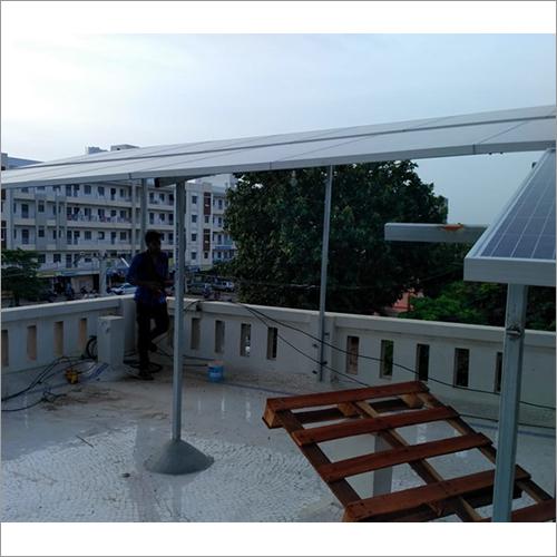 Residential Solar Power Plant