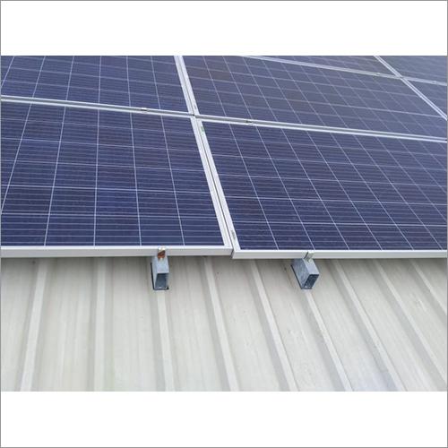 1 Kw Hybrid Solar Power Plant