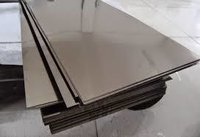 Stainless Steel Titanium Sheets
