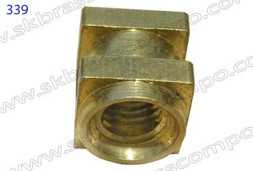 Self Tapping Brass Inserts