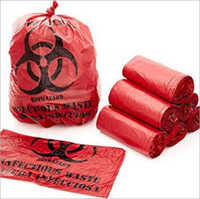 Biohazard Roll Bag