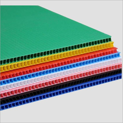 Tile Roof PP Corrugated Sheet
