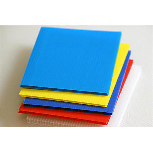 PP Waterproof Corrugated Sheet