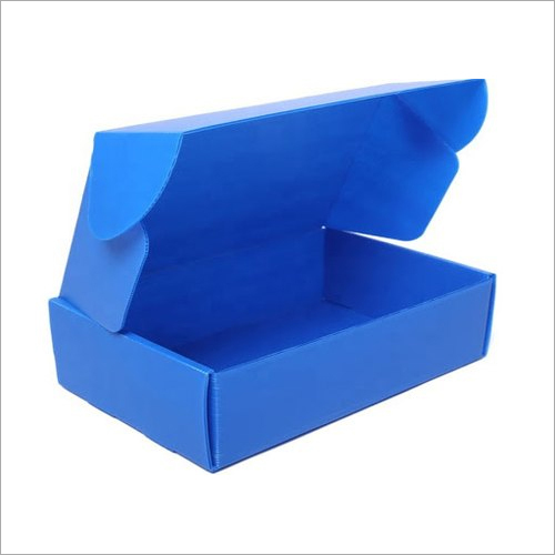 Corrugated And Polypropylene Box