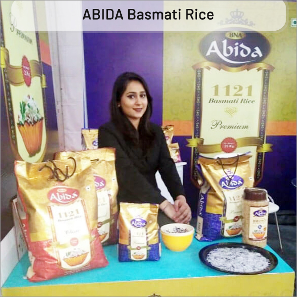 ABIDA 1121 Brown Basmati Rice