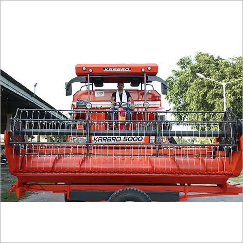 Agriculture Self Combine Harvestor