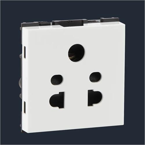 6A 5 Pin Socket