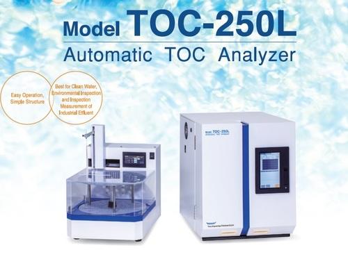 Toray Automatic Toc Analyzer