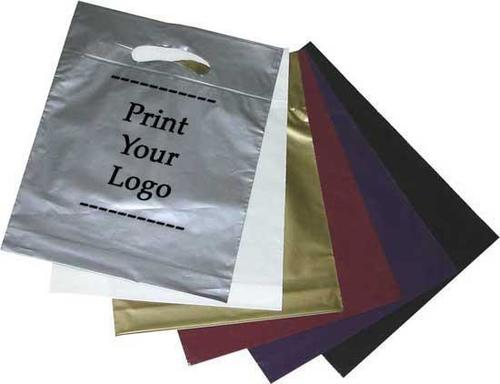 Printed Poly Bag