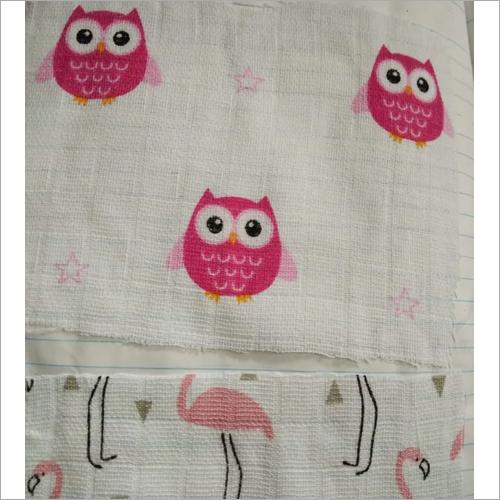 Printed Cotton Bedspread