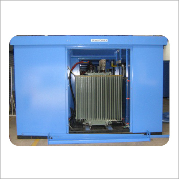 PSS With Oil Cooler Transformer